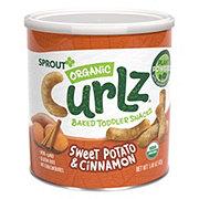 Sprout Toddler Curlz Sweet Potato Cinnamon