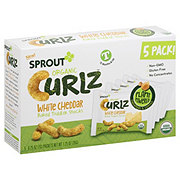 Sprout Toddler Curlz White Cheddar 5ct Multpack