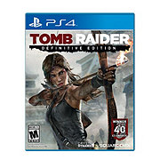 Square Enix Tomb Raider: Definitive Edition for Playstation 4