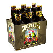 Squatters Hop Rising Double IPA Beer 12 oz  Bottles