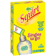 Squirt Singles To Go! Water Enhancer Sugar Free