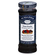St. Dalfour Deluxe Four Fruits Fruit Spread