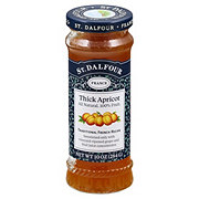 St. Dalfour Thick Apricot Deluxe Fruit Spread
