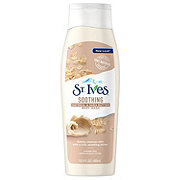 St. Ives Oatmeal And Shea Butter Moisturizing Body Wash
