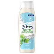 St. Ives Purify Exfoliating Body Wash