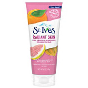 St. Ives Radiant Skin Pink Lemon and Mandarin Orange Face Scrub