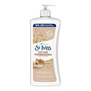 St. Ives Soothing Oatmeal & Shea Butter Body Lotion