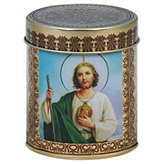 St Jude Candle Co Tin Jasmine St Jude