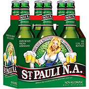St. Pauli Girl Non-Alcoholic Beer 12 oz Bottles