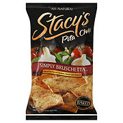 Stacys Simply Bruschetta Style Pita Chips