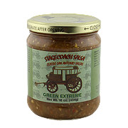 Stagecoach Salsa Green Extreme