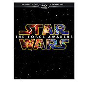 Star Wars™ The Force Awakens - Blu-Ray + DVD + HD