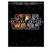 Star Wars™ The Force Awakens - Blu-Ray + DVD + HD
