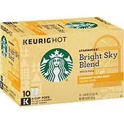 Starbucks Bright Sky Blend Blonde Roast Single Serve Coffee K Cups