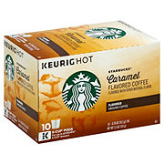 Starbucks Caramel Flavored Single Serve Coffee K Cups