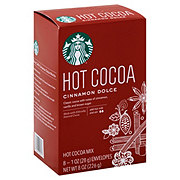 Starbucks Cinnamon Dolce Hot Cocoa Mix