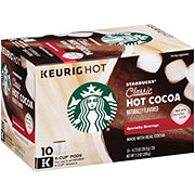 Starbucks Classic Hot Cocoa Single Serve K Cups