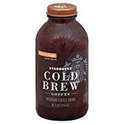 Starbucks Cold Brew Cocoa & Honey with Cream Coffee