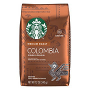Starbucks Colombia Medium Roast Ground Coffee