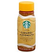 Starbucks Discoveries Caramel Macchiato Chilled Espresso Beverage