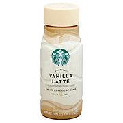 Starbucks Discoveries Vanilla Latte Chilled Espresso Beverage