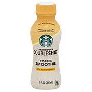 Starbucks Double Shot Vanilla Honey Banana Coffee Smoothie