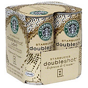 Starbucks Doubleshot Espresso Light Drink 6.5 oz Bottles