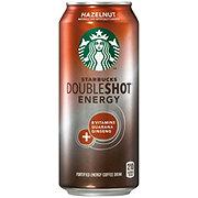Starbucks Doubleshot Hazelnut Energy Coffee Drink