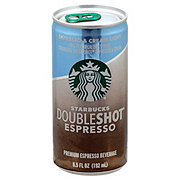 Starbucks Doubleshot Light Premium Espresso Cream Coffee