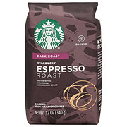 Starbucks Espresso Roast Dark Roast Ground Coffee