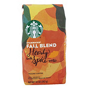 Starbucks Fall Blend Medium Roast Ground Coffee