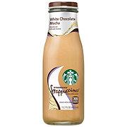 Starbucks Frappuccino White Chocolate Mocha Coffee Drink