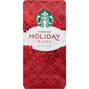 Starbucks Holiday Blend Ground Coffee
