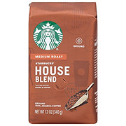 Starbucks House Blend Medium Roast Ground Coffee