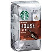 Starbucks House Blend Medium Roast Whole Bean Coffee
