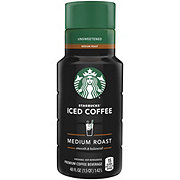 Starbucks Iced Coffee Unsweetened