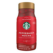 Starbucks Iced Espresso Classics Peppermint Mocha
