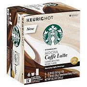 Starbucks Mocha Caffe Latte K-cups