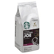 Starbucks Morning Joe Dark Roast Ground Coffee