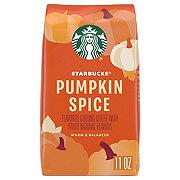 Starbucks Pumpkin Spice Ground Coffee