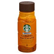 Starbucks Skinny Caramel Macchiato Iced Espresso