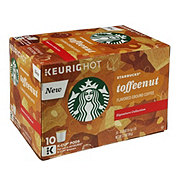Starbucks Toffeenut Flavored Single Serve Coffee K Cups