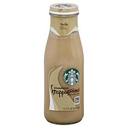 Starbucks Vanilla Frappuccino Chilled Coffee Drink