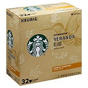 Starbucks Veranda Blend Blonde Roast Single Serve Coffee K Cups