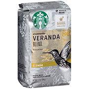 Starbucks Veranda Blend Blonde Roast Whole Bean Coffee