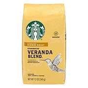 Starbucks Veranda Blend Ground Coffee