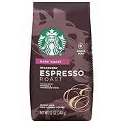 Starbucks Whole Bean Dark Espresso Roast Coffee