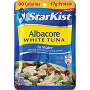 StarKist Albacore White Tuna in Water Pouch