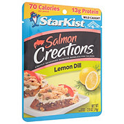 StarKist Salmon Creations Lemon Dill Pouch