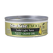 StarKist Selects Solid Light Yellowfin Tuna in Olive Oil